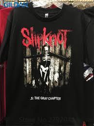 t shirt originaux homme achetez en gros slipknot t shirt en ligne à des grossistes