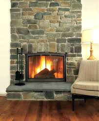 stack stone fireplaces fireplace built ins stacked pictures