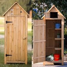 arrow shed with single door wooden garden shed wooden lockers with fir wood
