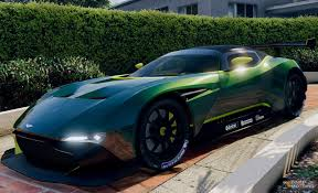 custom aston martin vulcan grotti cheetah replace for gta 5