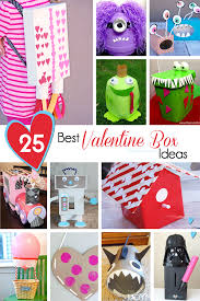 Valentine Decorated Boxes Ideas by Valentine Box Ideas To Wow The Class Onecreativemommy Com