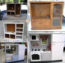 tv cabinet kids kitchen wonderful diy play kitchen from tv cabinets tv cabinet kids
