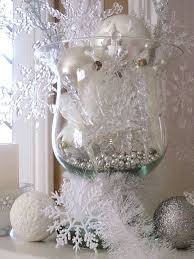 winter centerpieces snowflake table decorations my web value