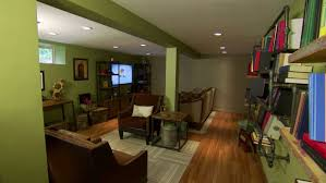 options and ideas for finishing your basement hgtv