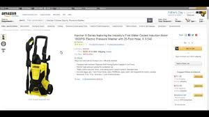 karcher x series 1800 psi electric pressure washer k 3 540 review