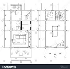100 floor plan icons plan symbols standardniture symbols on