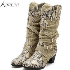 s boots cowboy aiweiyi s winter boots s cowboy boots