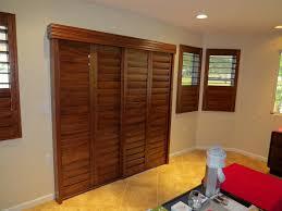 Bypass Shutters For Patio Doors Bypass Sliding Shutter Panels 4 1 2