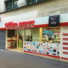 office depot fournitures de bureau office depot office equipment 24 avenue raymond poincaré