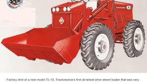 forgotten earthmoving manufacturers tractomotive youtube
