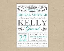 templates bridal shower invitation templates microsoft publisher