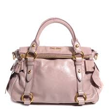 bags of bows miu miu vitello mini bow bag mughetto 80531