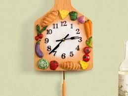 Cool Wall Clocks Kitchen Kitchen Wall Clocks And 38 Cool Wall Clock For Kitchen
