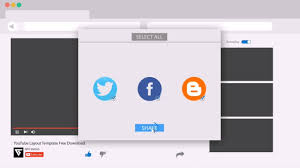 awesome after effects motion graphics youtube layout template