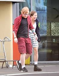 ed sheeran perfect video actress ed sheeran on helicopter with girlfriend after glastonbury daily