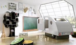 Dormitorio Infantil 03 Chambre D Enfants Ou D Des Lits D Enfants Pour Tous Les Goûts