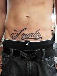 side and lower stomach tattoos for and men73 reachel