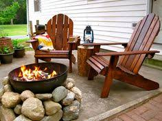 Firepit Chairs Outdoor Pit Chairs Crafts Home
