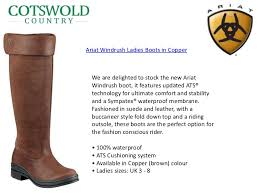 ariat s boots uk ariat footwear at cotswold country