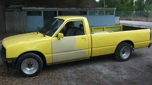 nissan pickup 1987 1987 isuzu pickup information and photos momentcar