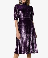 violet dress pantone color of the year 2018 ultra violet fashion
