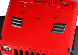 jeep hood vents rugged ridge jeep wrangler performance hood vents autotrucktoys com