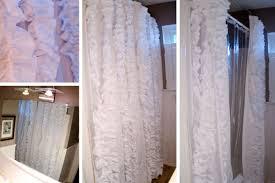 Bathroom With Shower Curtains Ideas Target Shower Curtains Ideas U2014 Harte Design