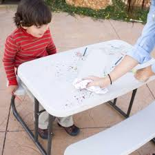 Build A Children S Picnic Table by Kids Folding Picnic Table Almond