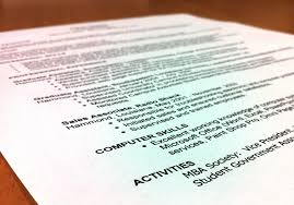 how to write a resume paper for a job knowledgeidea