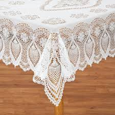 vinyl lace tablecloth vinyl tablecloth kitchen walter