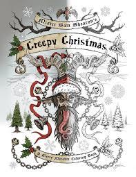 amazon com mister sam shearon u0027s creepy christmas a merry macabre