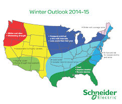 Snow Map Usa by Winterizing Your Energy Management Strategy Schneider Electric Blog