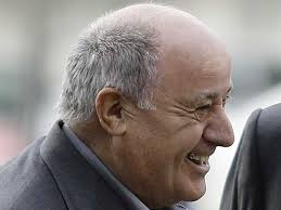 who is amancio ortega second richest man in the world business
