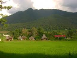 amazing views thai style bungalow 1 huts for rent in pai mae