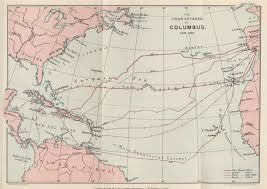Vasco Da Gama Route Map by Christopher Columbus Complete