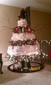 snowman christmas tree 7 best snowman christmas tree images on snowman