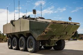 future military vehicles saic unveils first amphibious combat vehicle 1 1 to u s marine