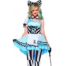 womens mad hatter alice in wonderland costume halloween costumes