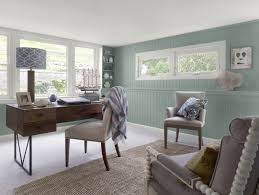 Interior Home Paint Ideas Favorite Paint Color Benjamin Moore Stratton Blue Accent