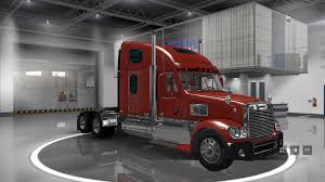 truck bumpers including freightliner volvo peterbilt kenworth freightliner coronado original v1 6 truck euro truck simulator 2 mods