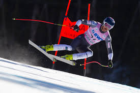 olympic skier bryce bennett is 6 u00277 and the pride of squaw valley