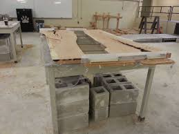 how to make a concrete table top great idea will certainly being