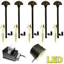low voltage outdoor lighting kits light landscape lighting kits led path outdoor walkway lights