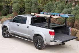 2014 Ford Raptor Truck Accessories - 2010 2014 ford f 150 raptor hard folding tonneau cover rack combo