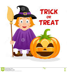 cute happy halloween images cute witch u0026 pumpkin happy halloween stock vector image 77082444