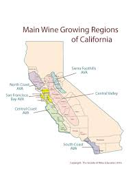 california map in us us california swe map 2018 wine wit and wisdom
