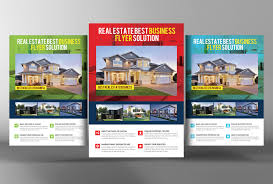 Word Real Estate Flyer Template by 15 Custom Real Estate Open House Flyer Templates Graphic Cloud