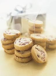 ricardo cuisine noel cranberry cookies ricardo
