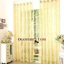 bright yellow curtains u2013 teawing co