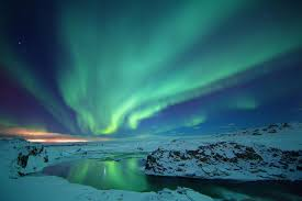 iceland springs and northern lights northern lights and bathing in warm geothermal water day tours
